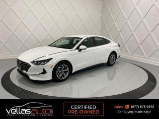 Used 2021 Hyundai Sonata Preferred PREFERRED| R/CAMERA| BLIND SPOT| HEATED SEATS| APPLE CARPLAY/ANDROID for sale in Vaughan, ON