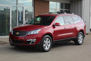 Used 2013 Chevrolet Traverse 2LT AWD - HEATED SEATS - REVERSE CAM for sale in Saskatoon, SK