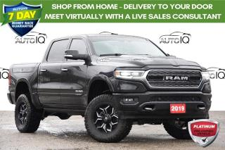 Used 2019 RAM 1500 Limited NAV | MOONROOF | 5.7L V8 | 6INCH LIFT for sale in Kitchener, ON