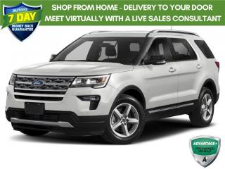 Used 2018 Ford Explorer XLT | ONE OWNER | NO ACCIDENTS | EXTERIOR PARKING CAMERA | for sale in Barrie, ON