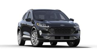 New 2021 Ford Escape Titanium for sale in Forest, ON
