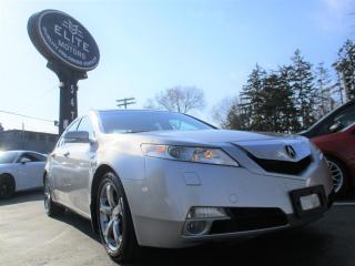 Used 2009 Acura TL 4DR SDN 3.7L W/NAV PKG for sale in Burlington, ON