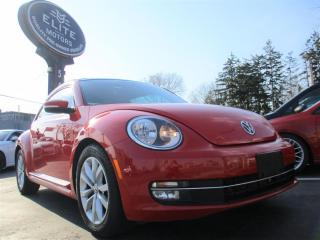 Used 2013 Volkswagen Beetle Coupe 2dr Cpe 2.0L TDI DSG Highline for sale in Burlington, ON