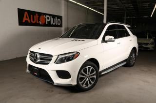 Used 2018 Mercedes-Benz GLE GLE 400 4MATIC SUV for sale in North York, ON