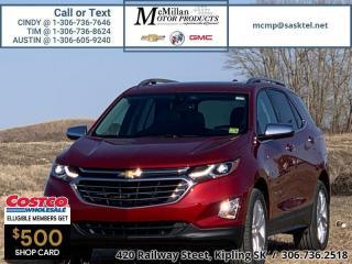 New 2021 Chevrolet Equinox Premier  none for sale in Kipling, SK