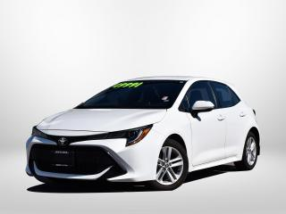 Used 2019 Toyota Corolla Hatchback SE - APPLE CAR PLAY - LOW KMS - BLUETOOTH for sale in Surrey, BC