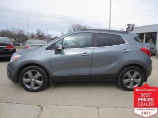 Used 2014 Buick Encore FWD 4dr Convenience - Camera/Bluetooth for sale in Winnipeg, MB