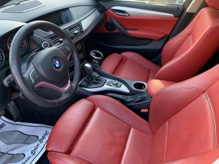 Used 2014 BMW X1 xDrive35i RED NAVI  REAR CAMERA M SPORT PKG !! for sale in Concord, ON