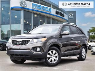 Used 2011 Kia Sorento LX BLUETOOTH| HEATED SEATS| PARKING SENSORS for sale in Mississauga, ON