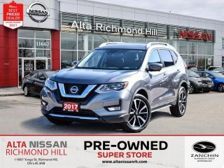 Used 2017 Nissan Rogue SL Plat   360CAM   BSW   PWR Liftgate   Bose   NAV for sale in Richmond Hill, ON