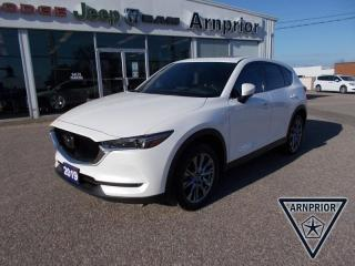 Used 2019 Mazda CX-5 Signature for sale in Arnprior, ON
