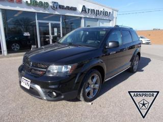 Used 2017 Dodge Journey Crossroad for sale in Arnprior, ON