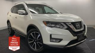Used 2017 Nissan Rogue AWD SL PLATINUM *NAV- 360 CAMERA - PANORAMIC ROOF* for sale in Winnipeg, MB