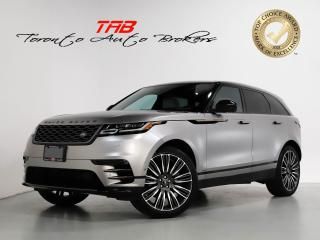 Used 2018 Land Rover Range Rover Velar P380 FIRST EDITION I R-DYNAMIC I 22 IN WHEELS for sale in Vaughan, ON