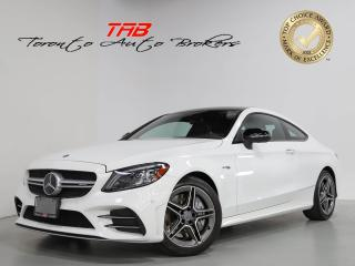 Used 2019 Mercedes-Benz C-Class C43 COUPE I AMG I PANO I NAV I CLEAN CARFAX for sale in Vaughan, ON