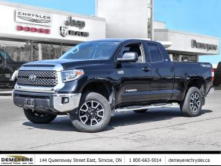 Used 2018 Toyota Tundra for sale in Simcoe, ON