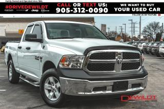 Used 2018 RAM 1500 SXT APPEARANCE | ONE OWNER | 4X4 | for sale in Hamilton, ON