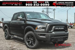 New 2021 RAM 1500 Classic Warlock | Remote Start | Heated Seats | LED Fog La for sale in Hamilton, ON