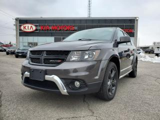 Used 2018 Dodge Journey Crossroad for sale in Petrolia, ON