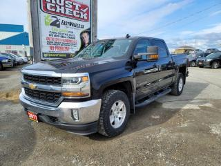 Used 2017 Chevrolet Silverado 1500 LT for sale in New Liskeard, ON