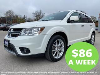 Used 2015 Dodge Journey R/T for sale in Mitchell, ON