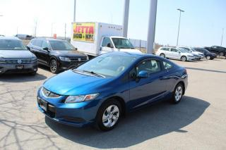Used 2013 Honda Civic COUPE 1.8L LX for sale in Whitby, ON