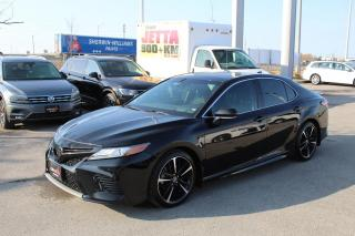 Used 2018 Toyota Camry 3.5L XSE V6 Auto for sale in Whitby, ON