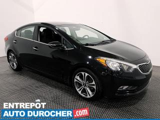 Used 2016 Kia Forte EX - Automatique - Caméra De Recul - Climatiseur for sale in Laval, QC