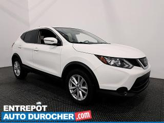 Used 2019 Nissan Qashqai S - AWD - Caméra De Recul - Climatiseur for sale in Laval, QC