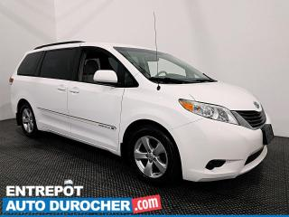 Used 2013 Toyota Sienna SE - V6 -  CAMÉRA DE RECUL - CLIMATISEUR for sale in Laval, QC