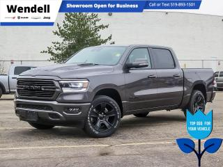 New 2021 RAM 1500 Sport | Ventilated Seats | Trailer Brake for sale in Kitchener, ON