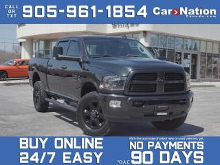 Used 2018 RAM 2500 SLT 4x4| LOCAL TRADE| CUMMINS DIESEL| for sale in Burlington, ON