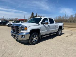 Used 2015 GMC Sierra 2500 HD Built After Aug 14 SLT for sale in Roblin, MB
