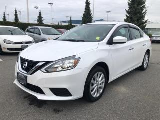 Used 2017 Nissan Sentra SV, No Accidents for sale in North Vancouver, BC