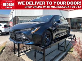 New 2021 Toyota Corolla HATCHBACK CVT Corolla Hatchback CVT|APX 00 for sale in Mississauga, ON
