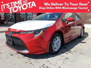 New 2021 Toyota Corolla Hybrid COROLLA HYBRID Corolla Hybrid APX 00 for sale in Mississauga, ON
