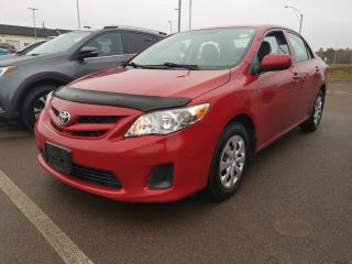 Used 2013 Toyota Corolla CE for sale in Moncton, NB