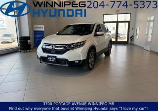 Used 2017 Honda CR-V EX for sale in Winnipeg, MB