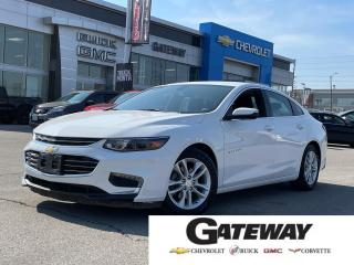 Used 2016 Chevrolet Malibu LT / AUTOMATIC / REMOTE STARTER / BLUETOOTH / for sale in Brampton, ON