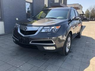 Used 2011 Acura MDX AWD for sale in Nobleton, ON
