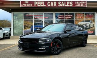 Used 2018 Dodge Charger SXT PLUS|PRECERTIFIED|PRICE.MATCH.POLICY|CLEANCARFAX| for sale in Mississauga, ON