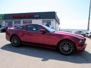 Used 2014 Ford Mustang V6 Coupe Automatic Certified for sale in Milton, ON