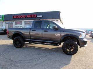 Used 2017 RAM 1500 Tradesman Quad Cab 4WD Certified Camera for sale in Milton, ON