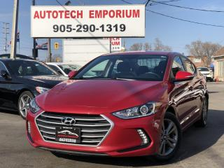 Used 2017 Hyundai Elantra GL Navigation/Camera/Heated Seats/Alloys for sale in Mississauga, ON