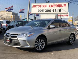 Used 2017 Toyota Camry XLE Navigation/Leather/Sunroof/Camera for sale in Mississauga, ON