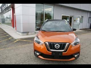 Used 2020 Nissan Kicks for sale in Brockville, ON
