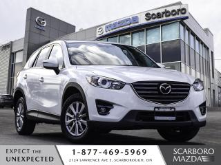 Used 2016 Mazda CX-5 GS|AWD|SUNROOF|NAV|1 OWNER|CLEAN CARFAX for sale in Scarborough, ON