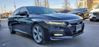 Used 2019 Honda Accord Sedan Touring|NAV|LEATHER|SUNROOF|1 OWNER|CLEAN CARFAX for sale in Scarborough, ON