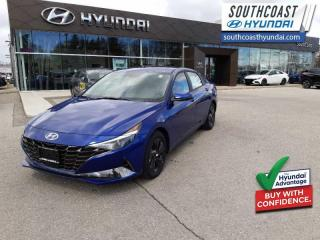 New 2021 Hyundai Elantra Hybrid Ultimate DCT  - Leather Seats - $168 B/W for sale in Simcoe, ON