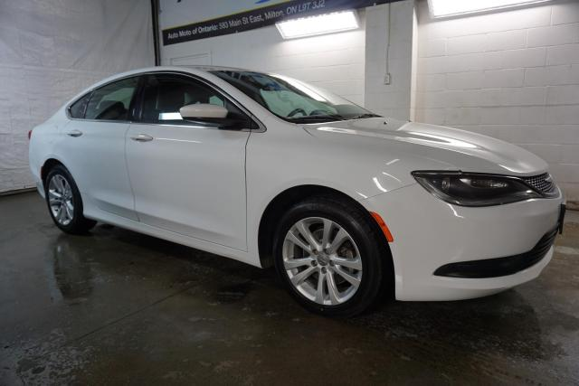 2015 Chrysler 200 LX CERTIFIED 2YR WARRANTY *FREE ACCIDENT*NEW TIRES* CRUISE ALLOYS AUX